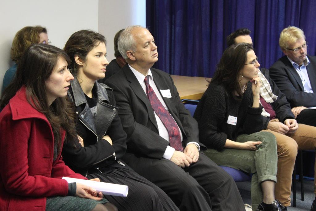 Publikum der Veranstaltung Magnet Berlin