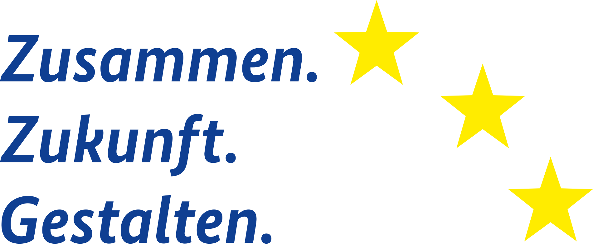 Logo von Zusammen. Zukunft. Gestalten.