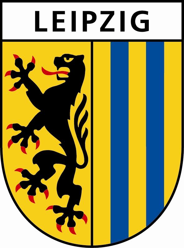 Wappen der Stadt Leipzig