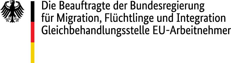 Logo der Beauftragten der Bundesregierung für Migration, Flüchtlinge und Integration
