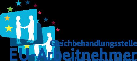 Logo der Gleichbehandlungsstelle EU-Arbeitnehmer