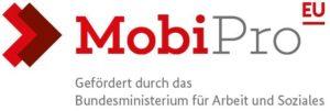Logo des Sonderprogramms MobiPro-EU
