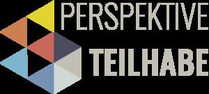 "Logo des Projekts ""Perspektive Teilhabe"""
