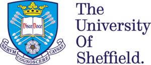 Logo der University of Sheffield