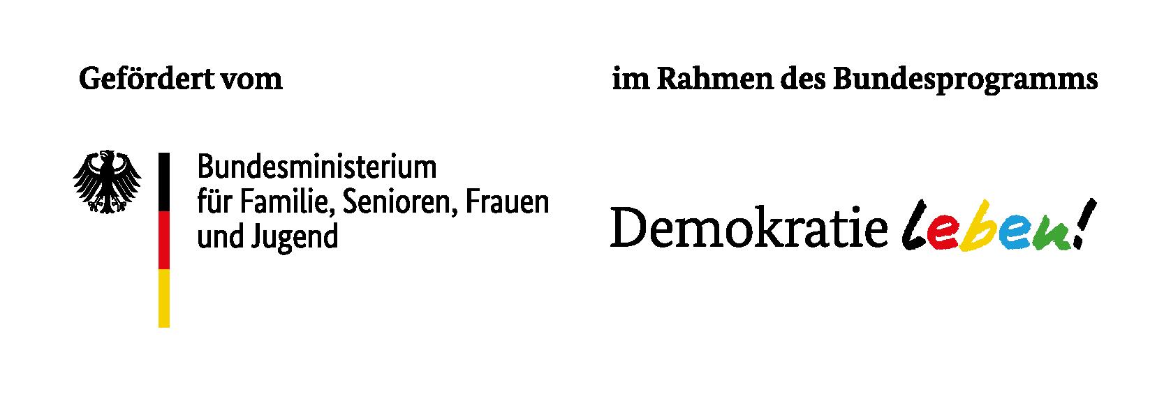 Logo: BMFSFJ