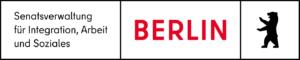 Logo: Senatsverwaltung für Integration, Arbeit und Soziales