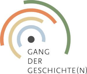 Logo: Der Gang der Geschichte(n)