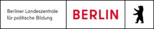 Logo: Berliner Landeszentrale für politische Bildung