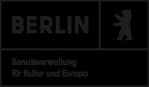 Logo der Senatsverwaltung für Kultur und Europa